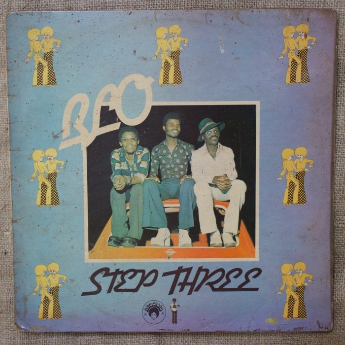BLO Step Three Nigerian LP for sale