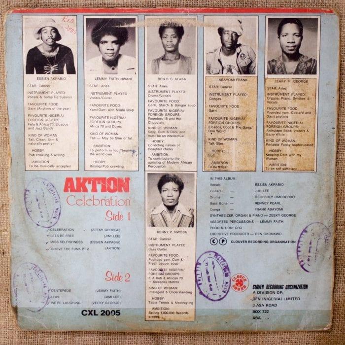 Aktion Nigerian Funk