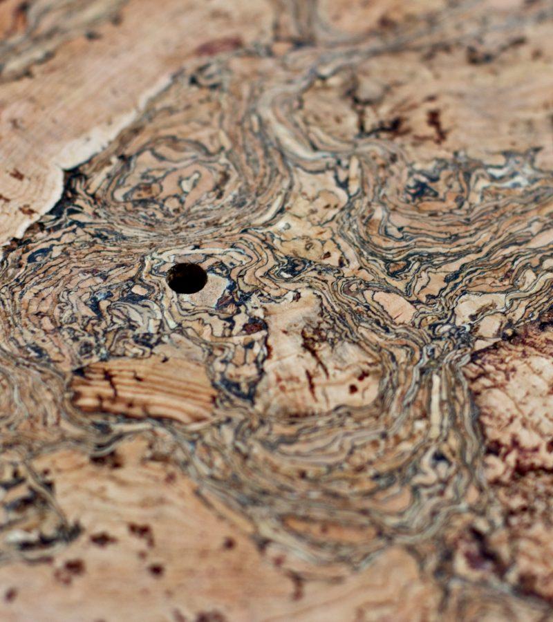 Corkstone mat Flat