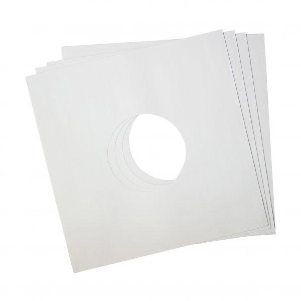 10Paper inner sleeve WHITE