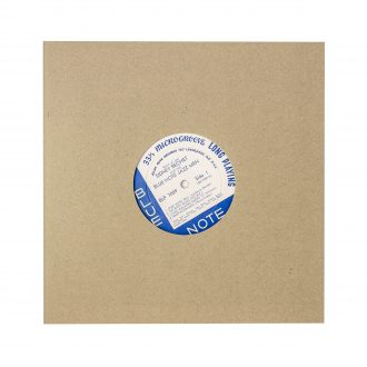 10inch card jacket Kraft