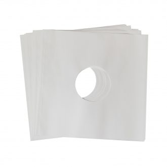 LP white inner sleeve