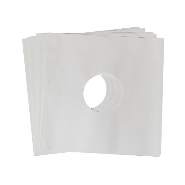 LP white inner sleeve