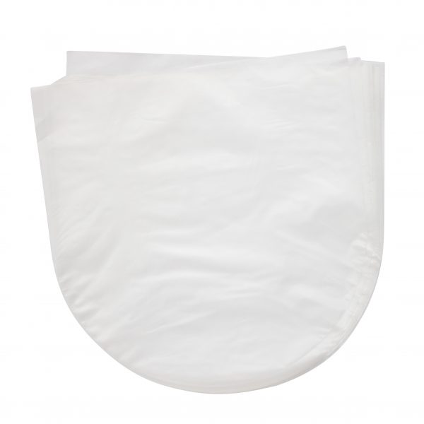 12 lp half moon sleeves polyethylene