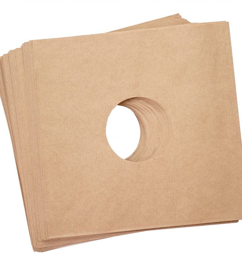 12 paper inner KRAFT sleeve