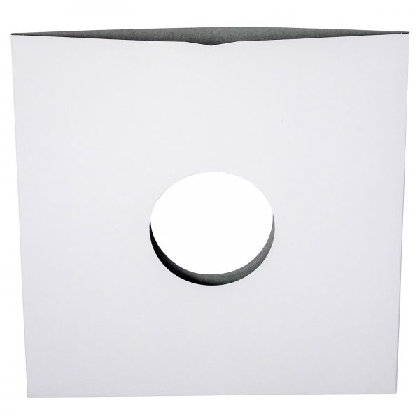 12inch card jacket WHITE