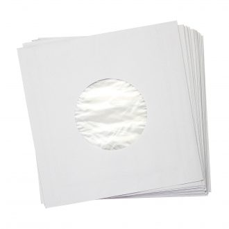 7inch polylined sleeve pack