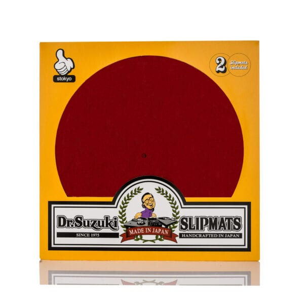 DrSuzuki_Slipmat_Red