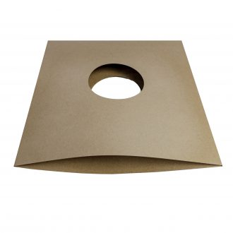 Kraft Brown 12 card sleeve