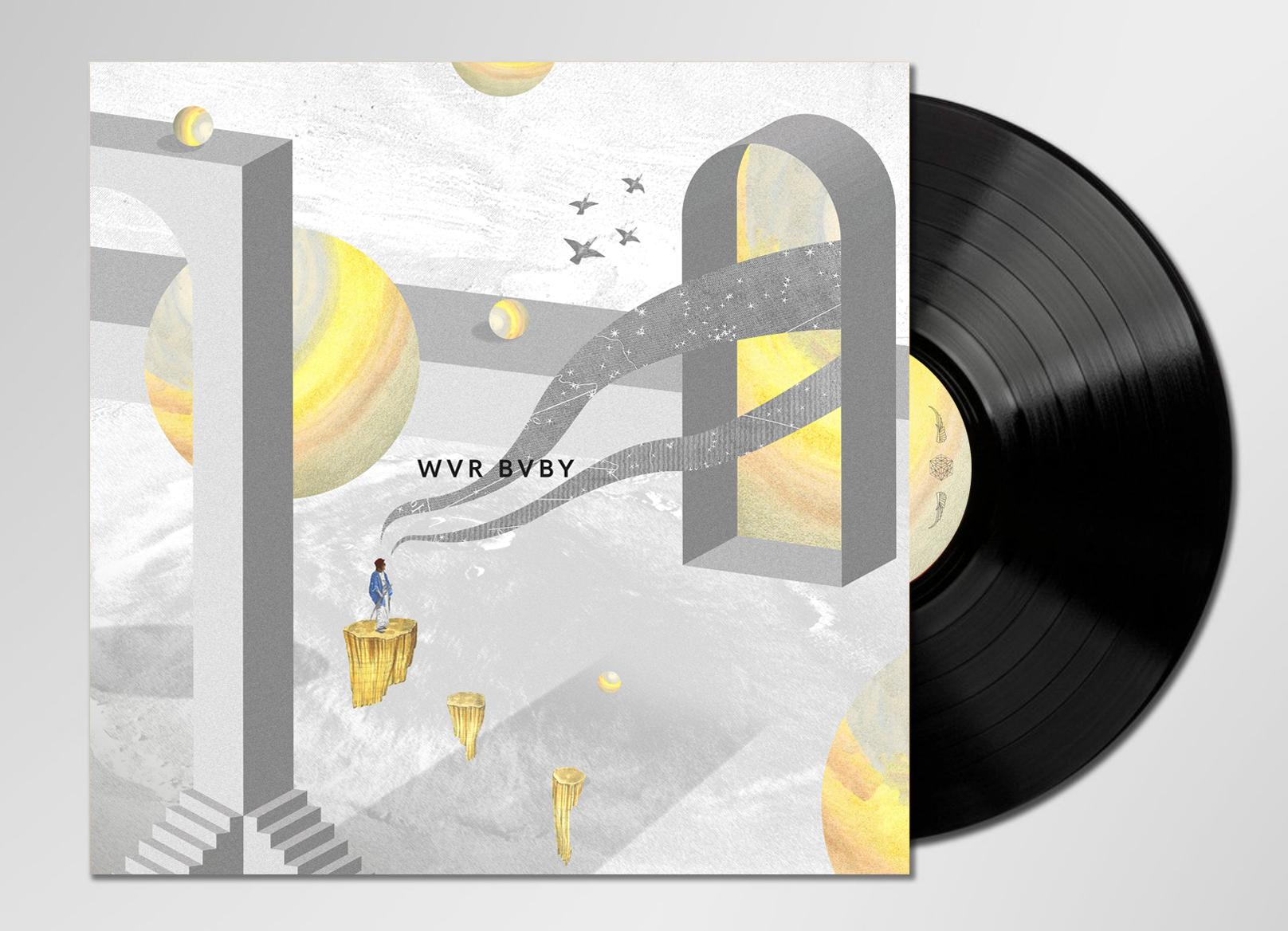 WVR BVBY_Sleeve Vinyl