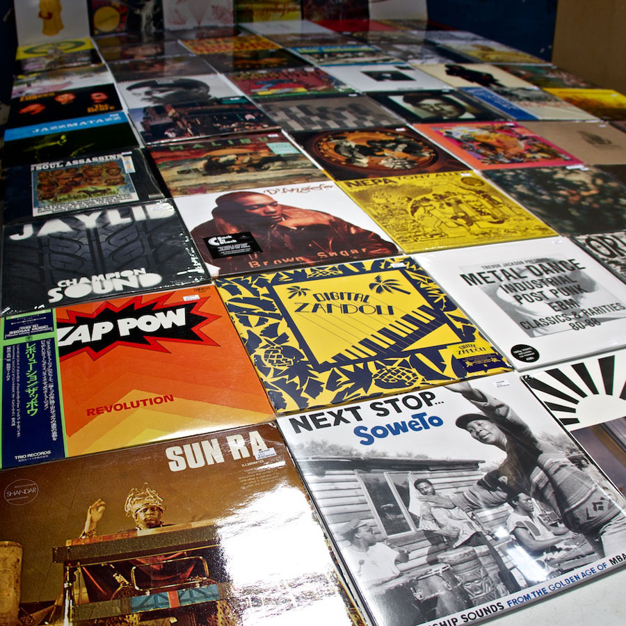 sell records melbourne